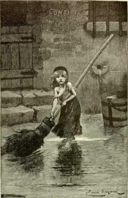 «Los Miserables» fue publicada en 1862. La imagen, una de las...