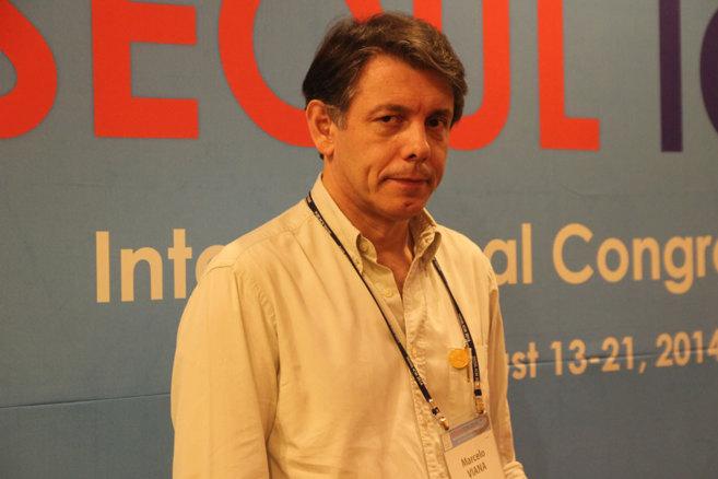 Marcelo Viana, investigador del IMPa