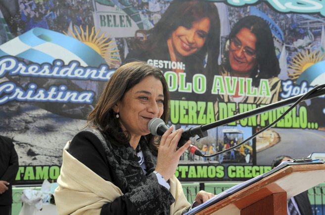 Lucía Corpacci lanzó el Programa de Profesionalización de...