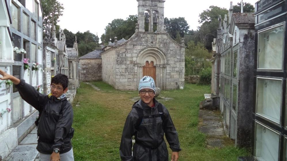 Cómo Hacer El Camino De Santiago Con Niños España El Mundo