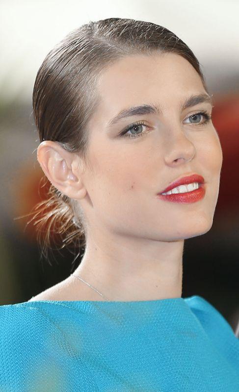 Carlota Casiraghi (28). Nieta del mayor referente de estilo de la...