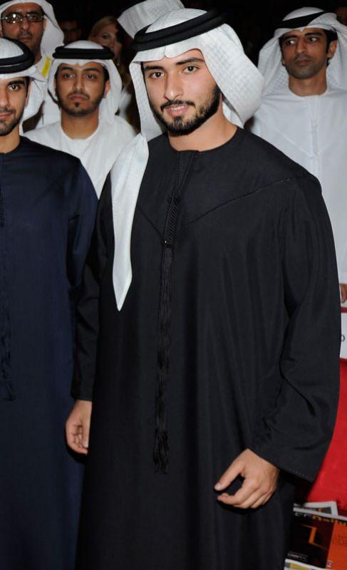 Sheikh Hamdan bin Mohammed bin Rashid al Maktoum (31). Es príncipe...