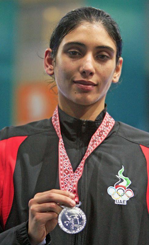 Sheikha Maitha Mohammed Rashed Al-Maktoum (34) de los Emiratos Árabes...