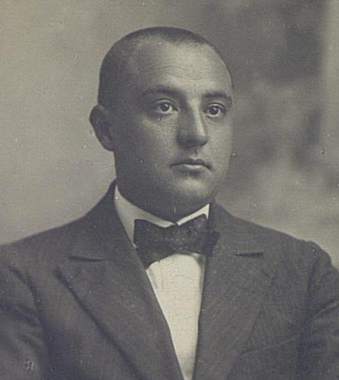 Agustí Calvet, 'Gaziel', escritor y corresponsal de La...