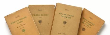 Algunos de los libros que escribió 'Gaziel'