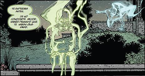 Espíritus y fantasmas, personajes fundamentales en 'Locke & Key'.