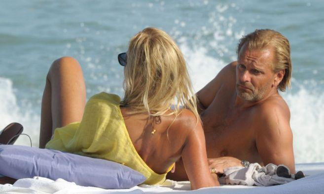 El holandés Edmon Fokker se ha dejado ver estos días en Marbella con...
