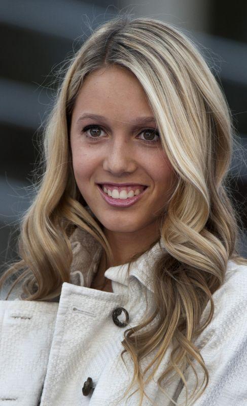Princesa Maria-Olympia de Grecia y Dinamarca (18). Es la hija mayor de...