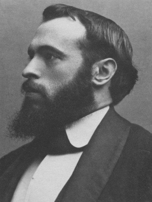 Retrato de Ángel Ganivet.