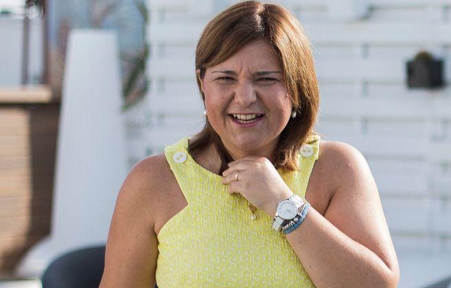 La coordinadora general del PP en la Comunidad Valenciana, Isabel...