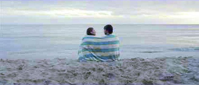 Fotogramas de la película rodada íntegramente en Menorca.