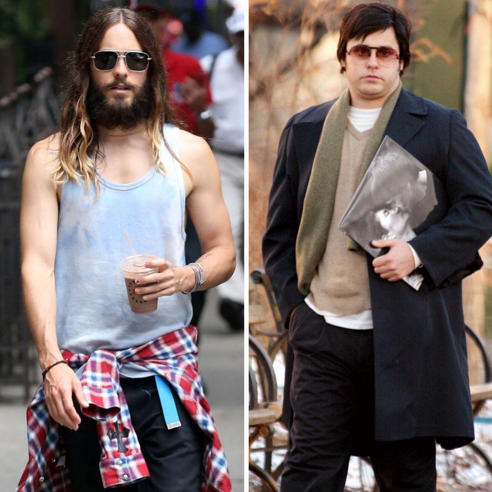Jared Leto (42). Para rodar 'El asesinato de John Lennon' ('Chapter...