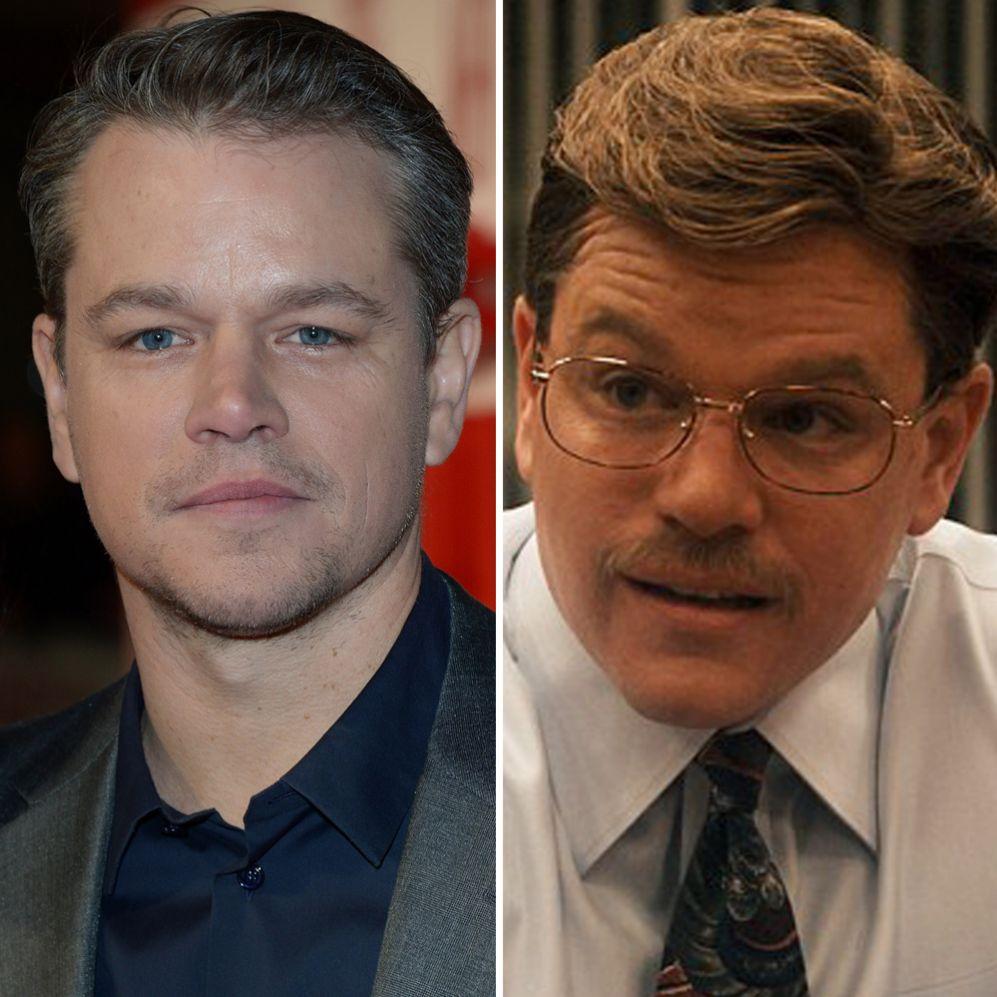Matt Damon (43).  Para su papel como soplón en 'The Informant!' (¡El...