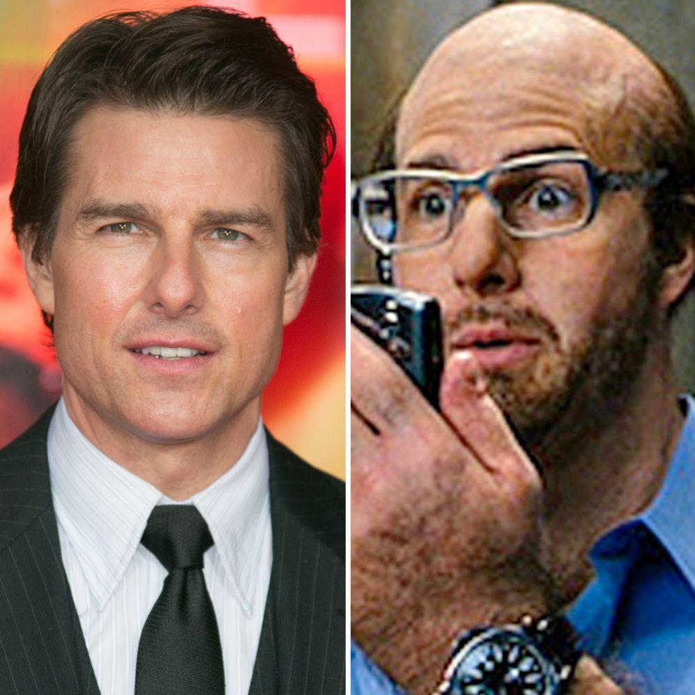 Tom Cruise (52).  El atractivo protagonista de la saga 'Misión...