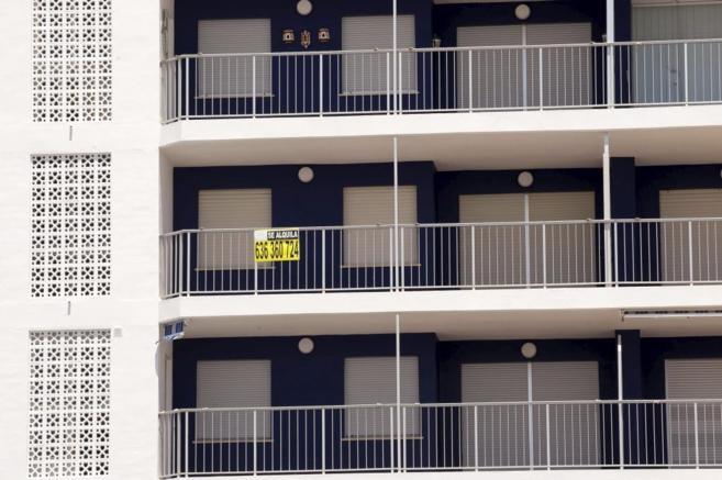 Apartamentos en alquiler particular en un edificio de la población...