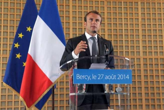 Emmanuel Macron, nuevo ministro francés de Economía.