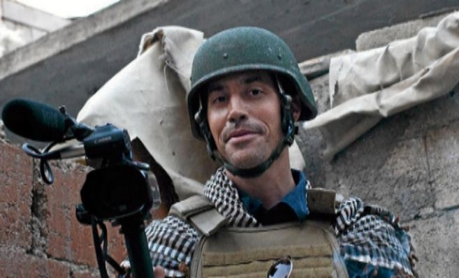 El periodistas estaounidense James Foley decapitado por el Estado...