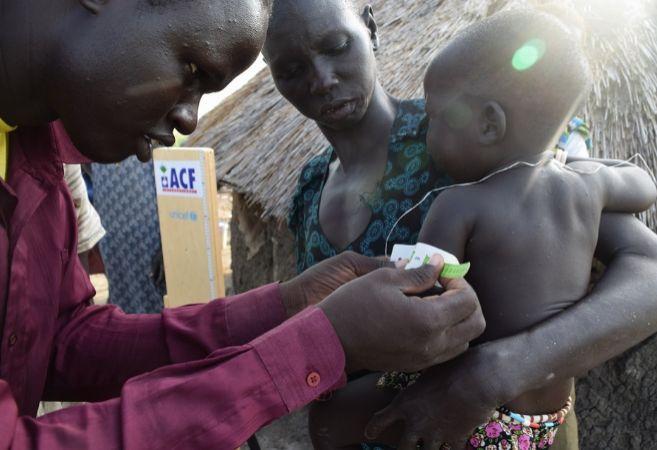 50.000 niños podrían morir antes de que acabe el año