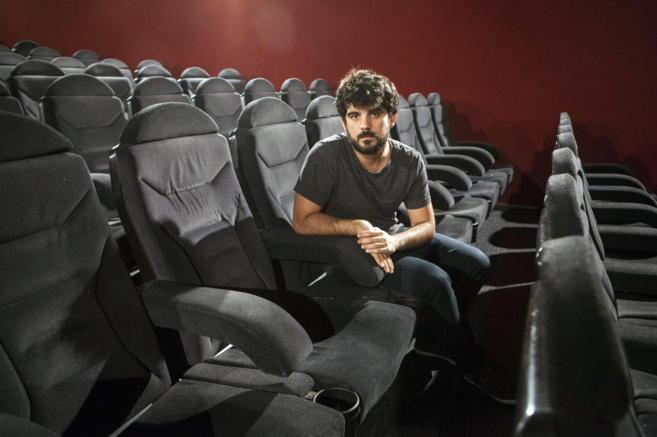 """El periodista """"freelance"""" Germán Aranda, que ha participa..."""