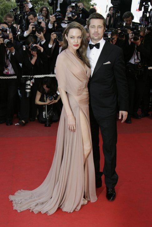La pareja se ha casado en su mansión francesa.