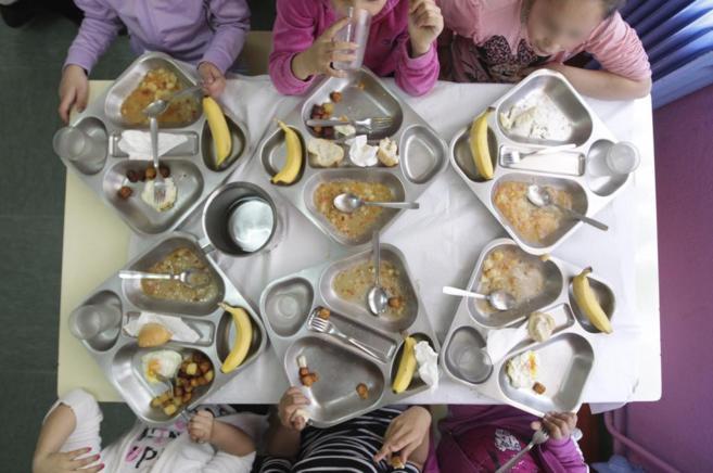 El menú escolar podrá subir a lo largo del curso | Madrid | EL MUNDO