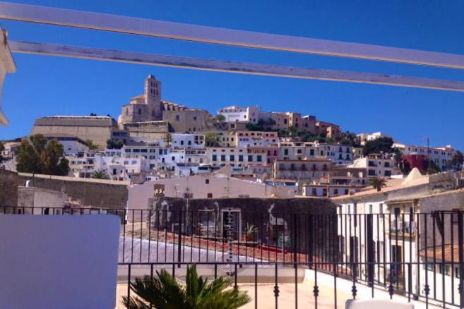 Foco inmobiliario de inversión en Ibiza.