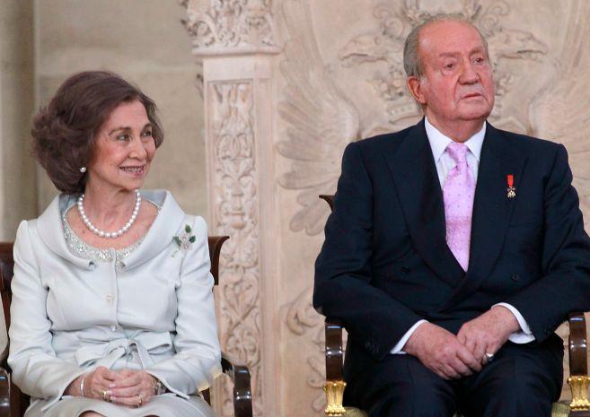 8ca58d3a579d6 La prensa italiana habla de divorcio inminente de Sofía y Juan ...