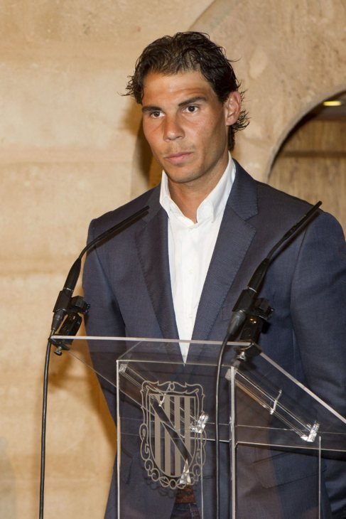 El tenista mallorquín Rafael Nadal, en una imágen de archivo.
