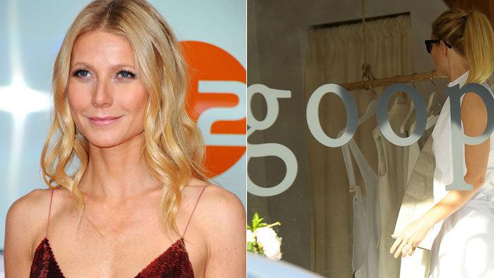La actriz Gwyneth Paltrow y su nueva aventura empresarial en Goop: el...
