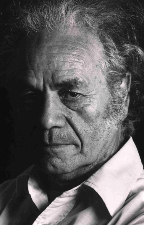El 'anti poeta' chileno Nicanor Parra
