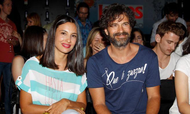 Xènia Tostado y Rodolfo Sancho forman una pareja de cine