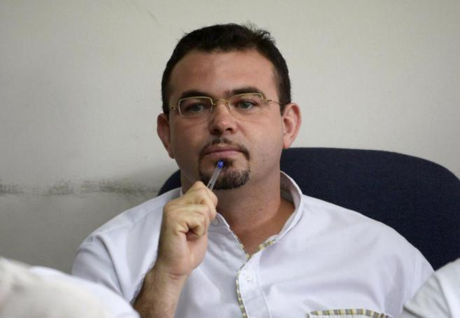 El sacerdote español Antonio Rodríguez ha permanecido más de un mes...