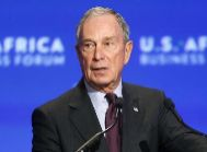 Michael Bloomberg, ex alcalde de Nueva York.