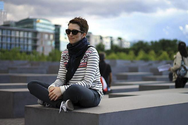 La joven alemana Jannike Stöhr