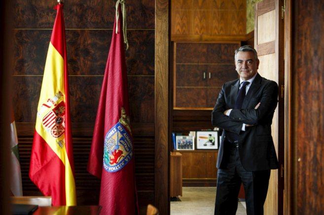 De Andrés cree que sólo el PP vasco garantiza el foralismo.