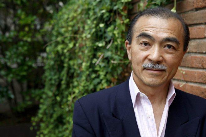 El profesor e inversor Michael Chu en una visita reciente a Esade...