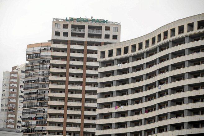 Apartamentos turísticos en Benidorm.