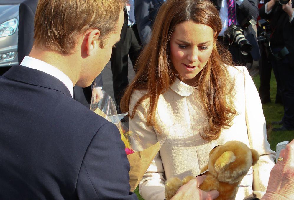 Tras recuperarse, la duquesa de Cambridge retomó su agenda. Era...