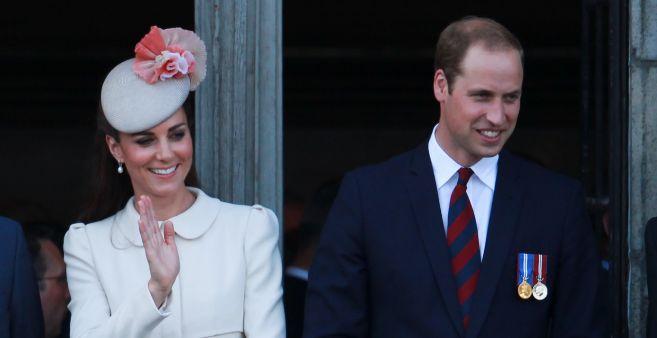 Los duques de Cambridge, en una imagen reciente.