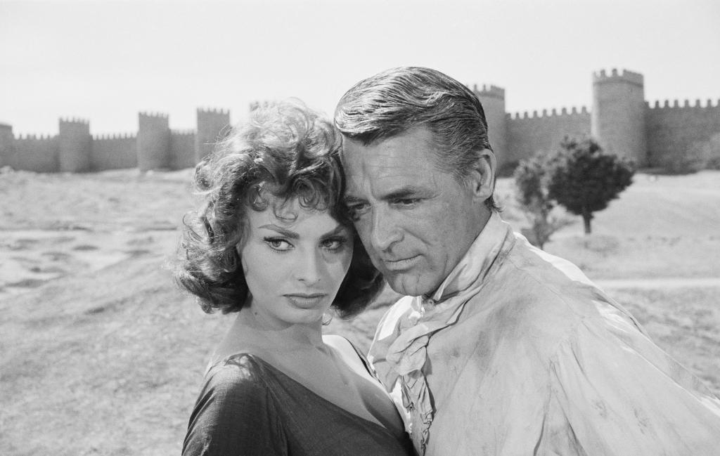 Memorias de Sophia Loren: 'Tuve que parar los pies a Brando' | Cultura | EL MUNDO