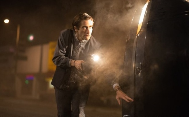 Jake Gyllenhaal en una escena de 'Nightcrawler'