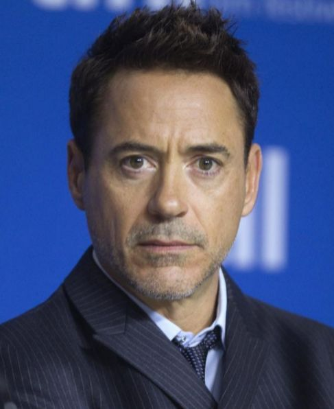 Robert Downey Jr. durante una reciente rueda de prensa.