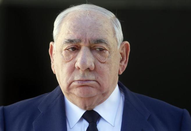 Isidoro Álvarez, presidente del grupo El Corte Inglés.