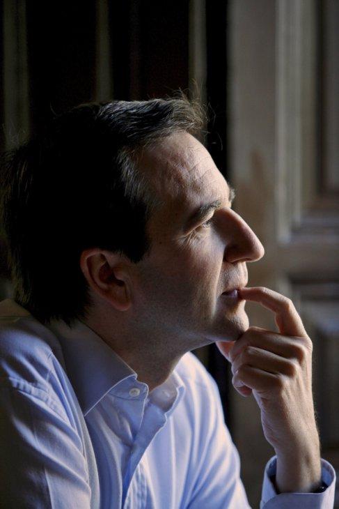 El escritor Martín Casariego Córdoba