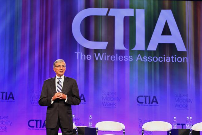 Tom Wheeler, 'chairman' de la Comisión Federal de...