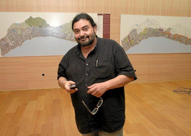 El arquitecto urbanista Manuel González Fustegueras.