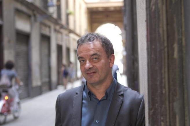 El diputado de ERC y alcaldable al Ayuntamiento de Barcelona Alfred...