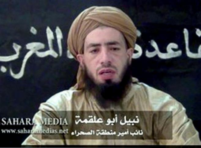 Nabil Majlufi, lugarteniente de Al Qaeda en el Magreb Islámico (AQMI)...