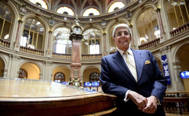 El presidente de Jazztel, Leopoldo Fernández Pujals.