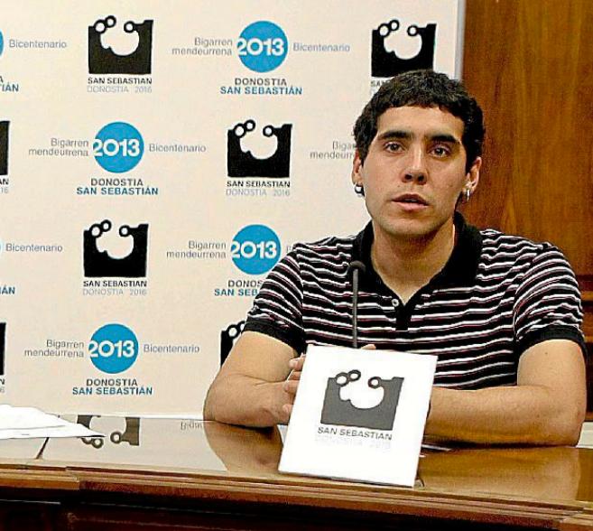 El concejal de Participación Asier Jaka.